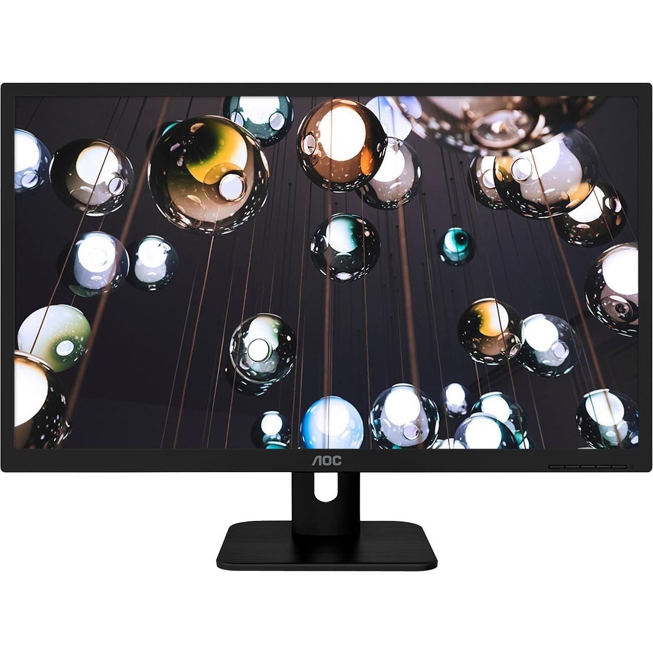 AOC 27E1H 27inch IPS LED LCD Monitor - 16:9 - 5 ms