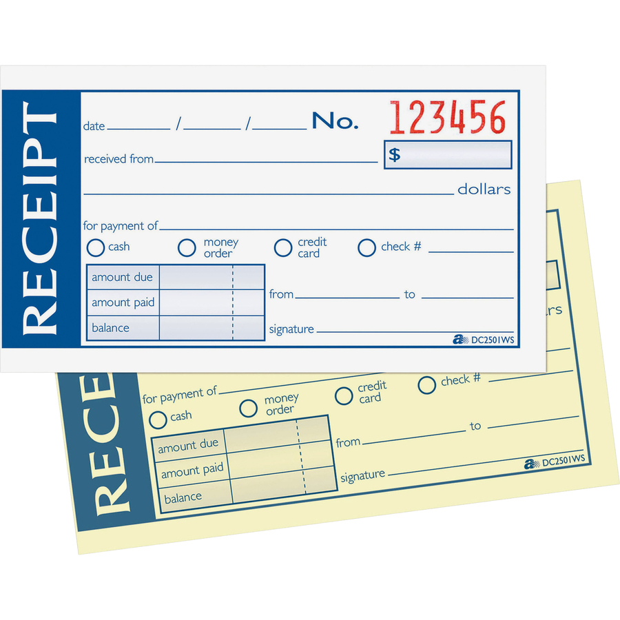 carbonless invoice carbonless receipt books custom readandshare club