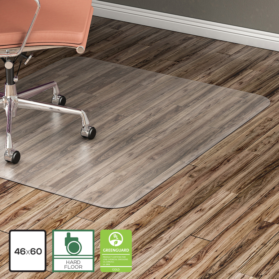 Our Selection Of Lorell Chairs Mats For Hardwood And Tile Floors Office Supply Hut