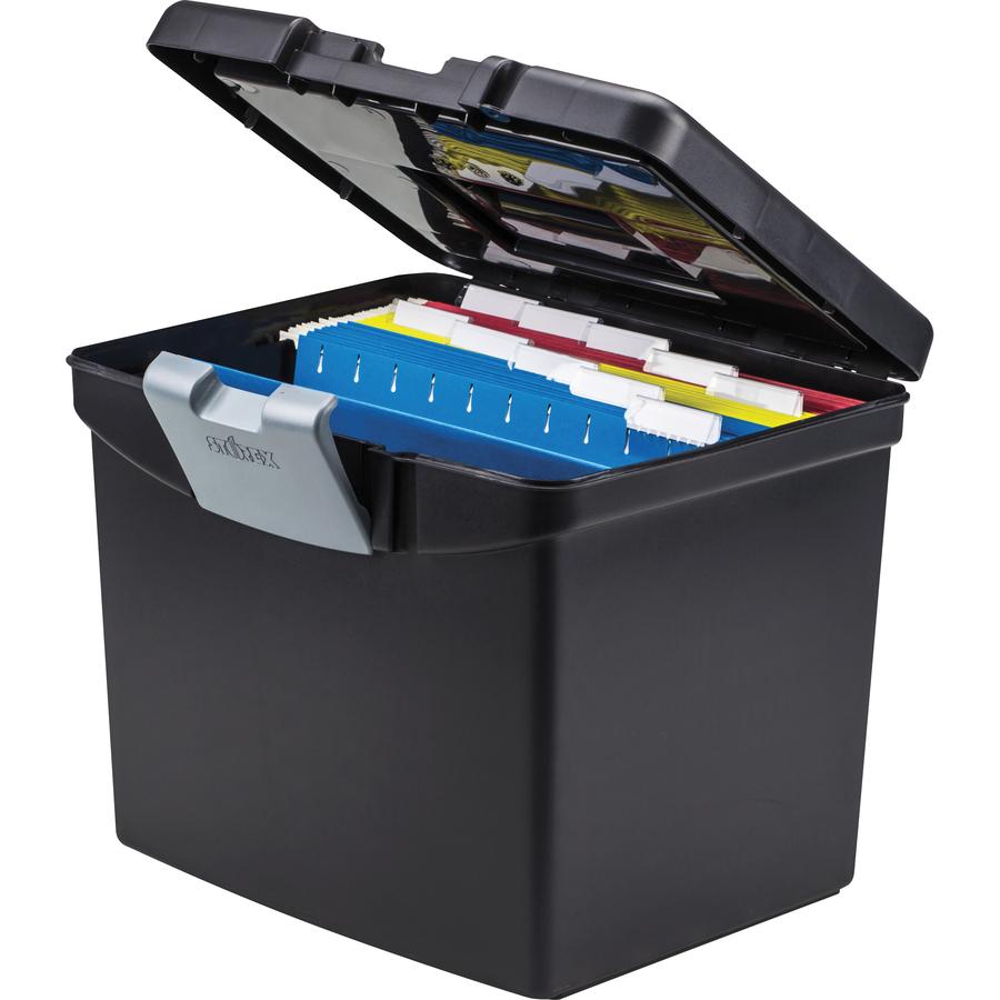 Product Portable Storage : Storex portable storage box stx u c