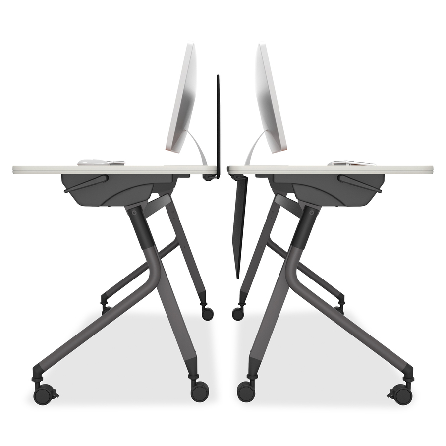OFM Mesa Series Nesting Training TableDesk X Direct - Ofm training table
