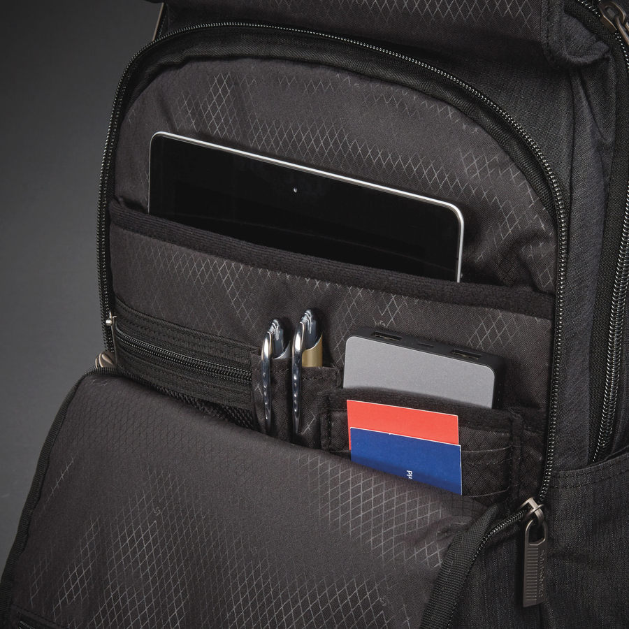Samsonite Modern Utility Carrying Case Backpack For 15 6