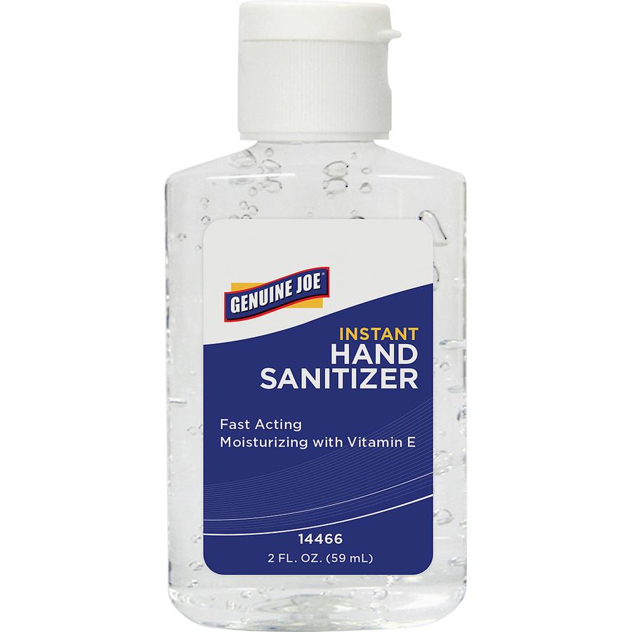Genuine Joe Gel Hand Sanitizer: Cubie - San Antonio TX