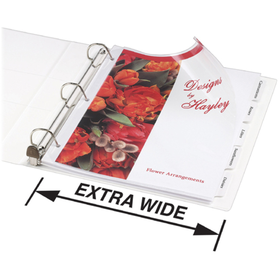 avery 01321 avery ezd extra wide binder ave01321 ave 01321