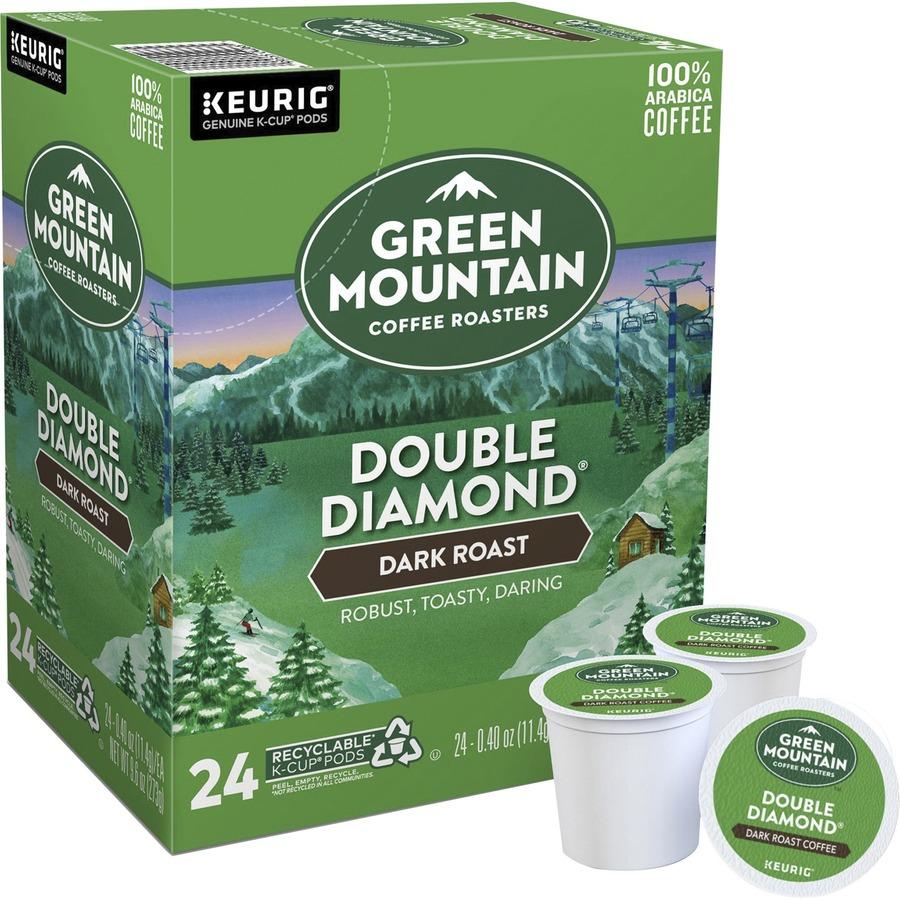 Green Mountain Coffee Roasters Double Black Diamond