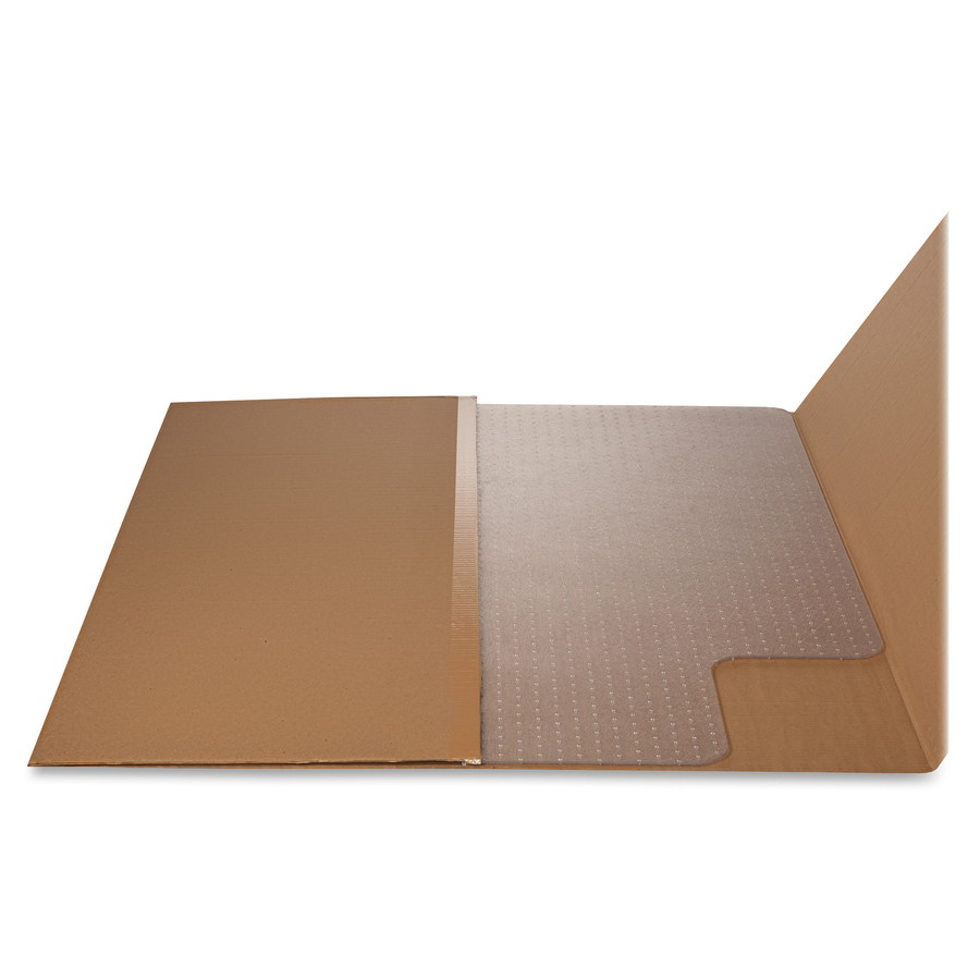 Deflecto Environmat For Carpet Carpeted Floor 48