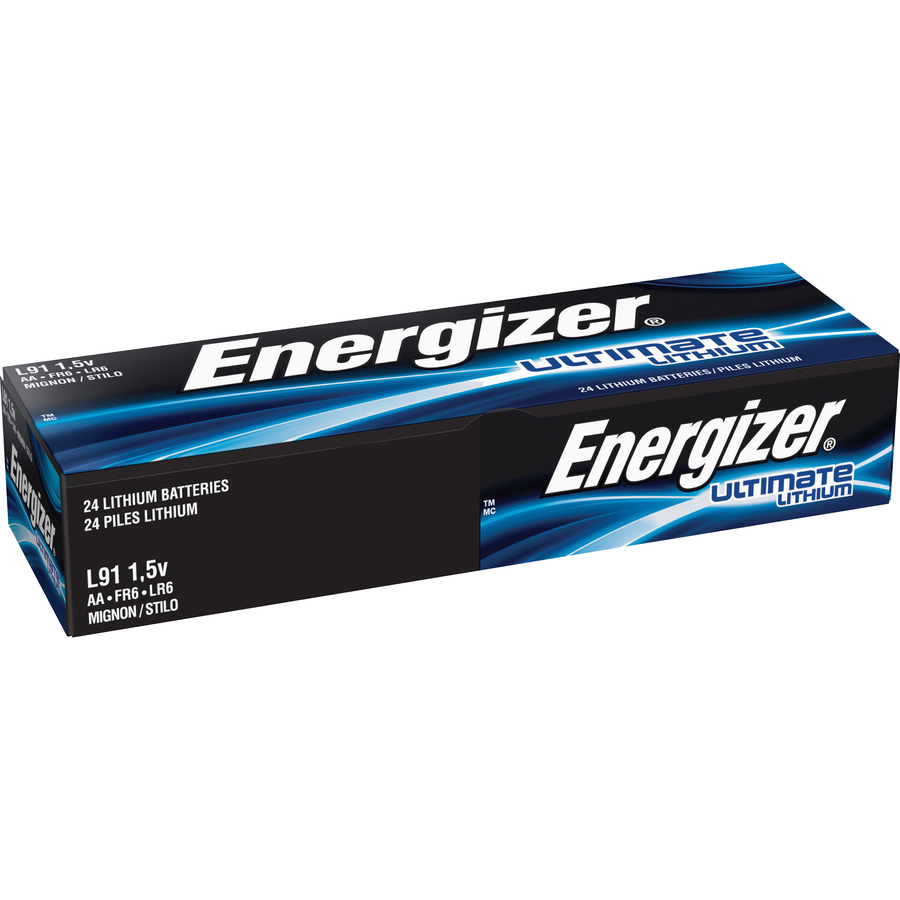 energizer ultimate lithium l91 general purpose battery. Black Bedroom Furniture Sets. Home Design Ideas