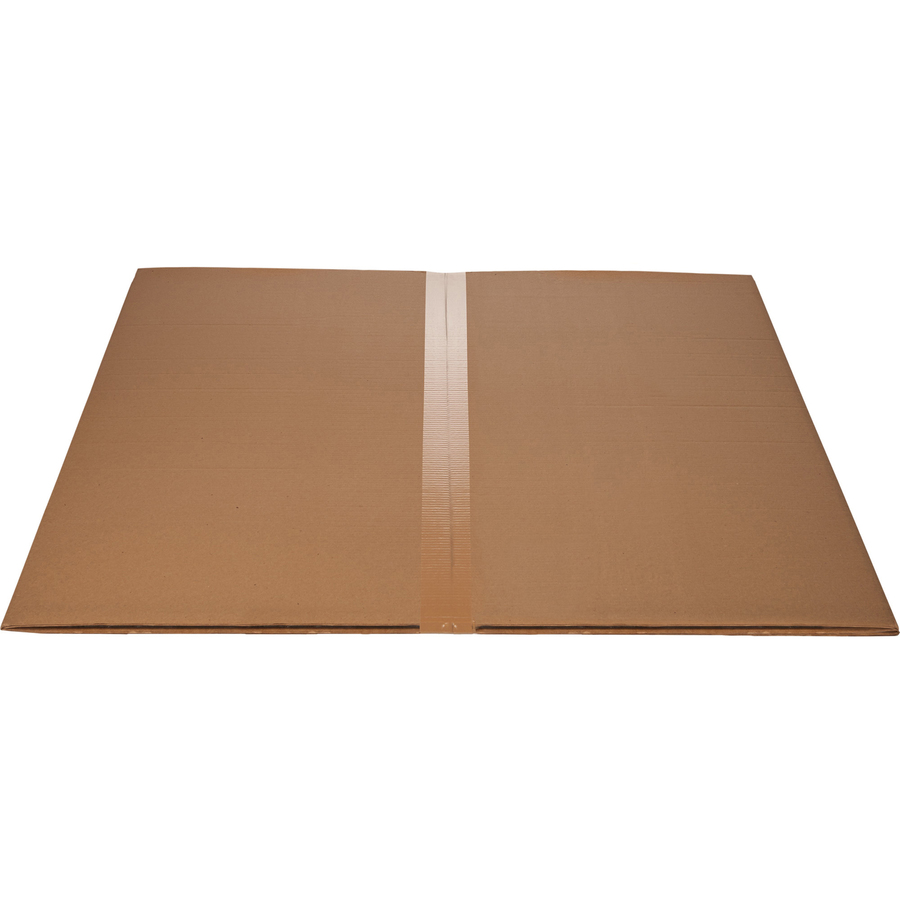 Bulk Deflecto Hard Floor Environmat Recycled Chairmat