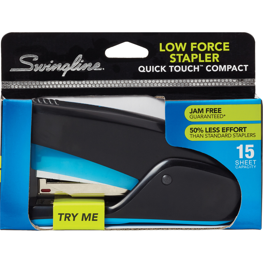 Swingline 174 Quick Touch Compact Stapler