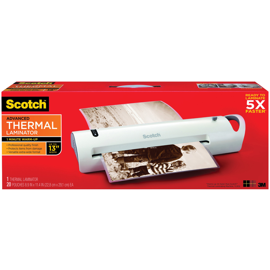 Scotch Advanced Thermal Laminator