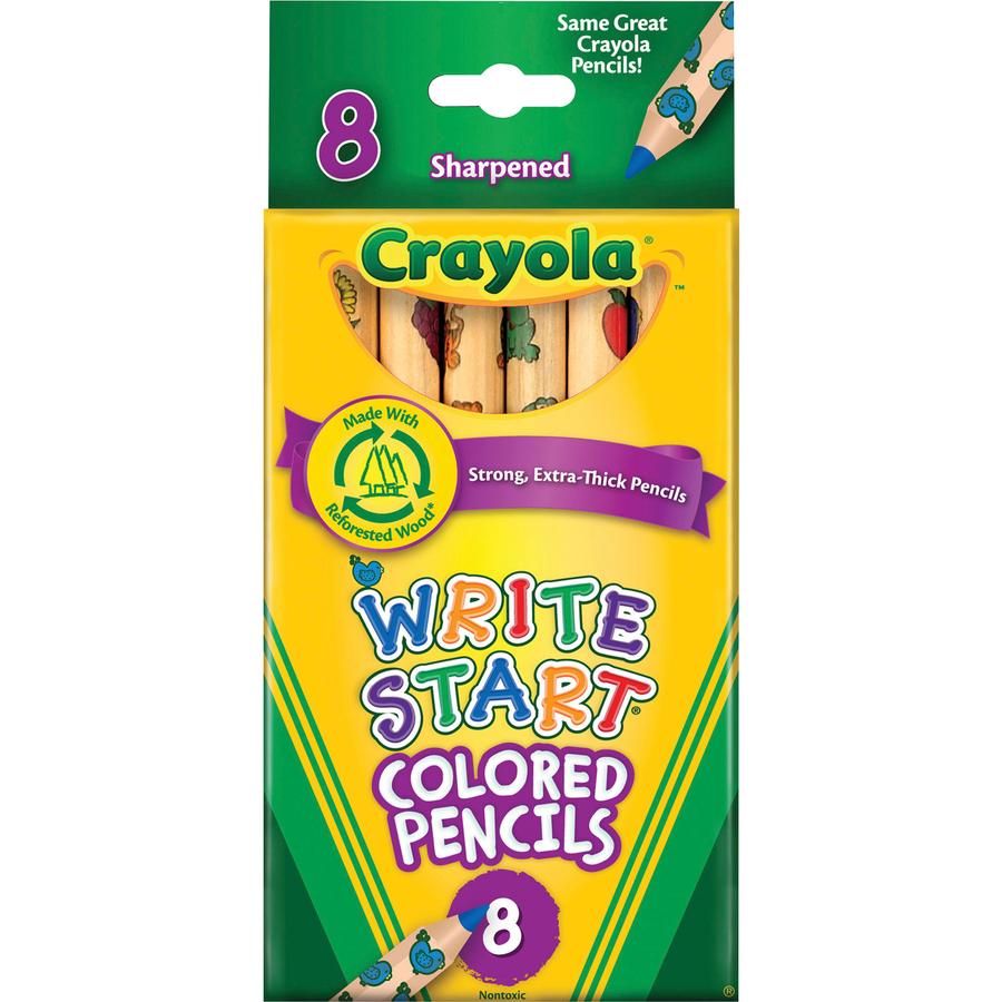 Wholesale Crayola Bulk Colored Pencils Discounts On