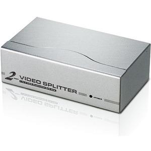 Video splitter - 2 ports - External