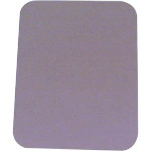 Belkin Standard Mouse Pad - 7.87inx 9.84inx 0.12in- Gray