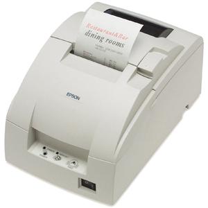 EPSON, TM-U220B-873, DOT MATRIX RECEIPT PRINTER, USB, EPSON DARK GRAY, AUTOCUTTE