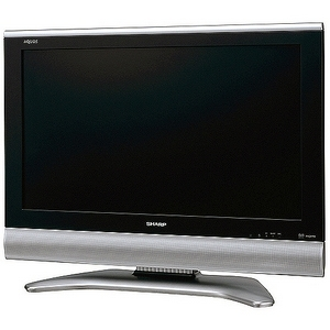 """Sharp AQUOS 32"""" LCD TV 