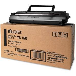 Muratec Toner Cartridge - Laser - Black - 1 Each