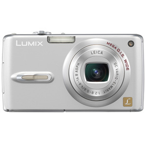 Lumix DMC-FX07 Compact Camera