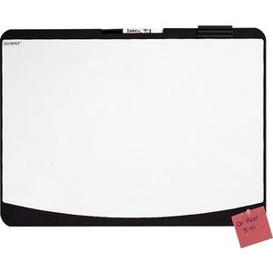 Quartet Designer Tack and Write Cubicle Whiteboard - 23.5