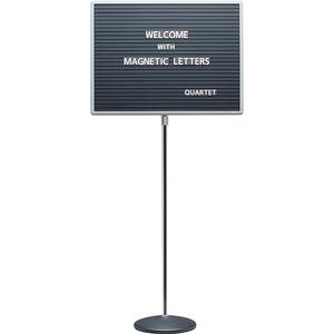 Quartet Single-Pedestal Letter Board - 18