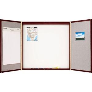 Quartet Laminate Conference Room Cabinet - 48