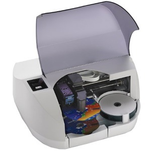 PRIMERA Bravo SE CD/DVD Printer - Color - Ink-jet - 4800 dpi - 20 discs - USB 2.0