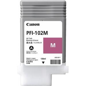 CANON - SUPPLIES PFI-102M MAGENTA FOR IPF610