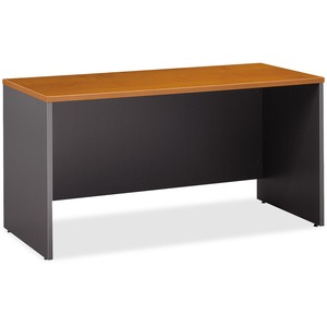 Bush Business Furniture Series C60W Credenza Shell in Natural Cherry - 59.4