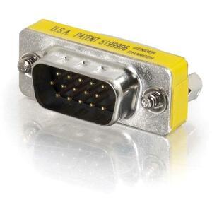 HD15 VGA M/F Mini Port Saver Adapter