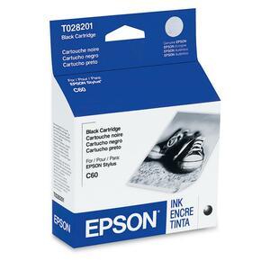 Epson Original Ink Cartridge   Inkjet   Black   1 Each