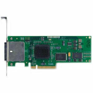 LSI SAS3801E Kit 8 Port External SAS/SATA Controller Card Low Profile PCI-E8