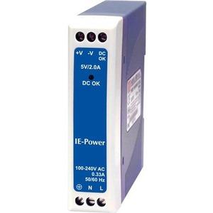 B&B IE-PowerTray/18-AC         (18-slot, one AC fixed power)