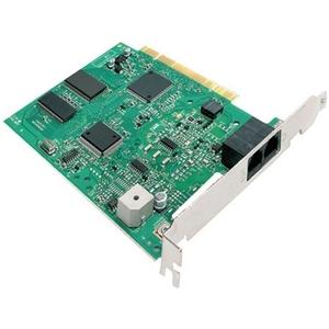 FAX / MODEM - PLUG-IN CARD - PCI - CABLE - 56 KBPS - V.90; V.92 - MNP-5; ITU V.4