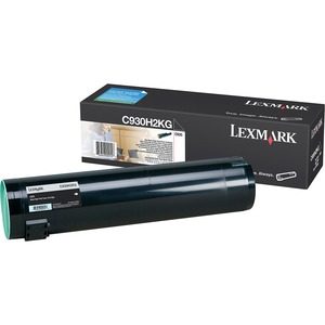 Lexmark C935 Black High Yield Toner Cartridge