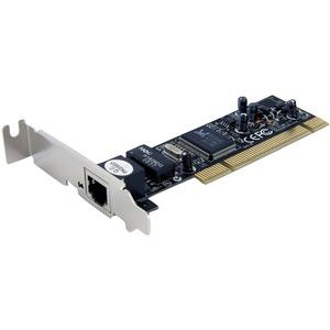 StarTech.com Ethernet network adapter card - PCI low profile - EN-Fast EN - 10Base-T-100Ba