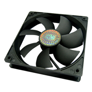 Coolermaster R4-S2S-124K-GP 120MM Case Fan 4 Pack