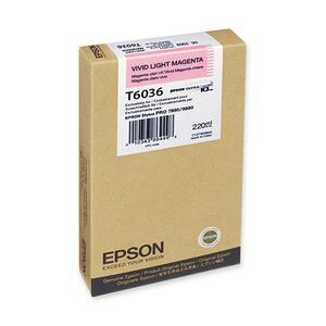 Epson Vivid Light Magenta Ink Cartridge