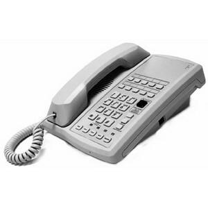 DuVoice 2802MWD Two Line Speakerphone - 2 x Phone Line(s) - 1 x Data-1 x Headset - Ash