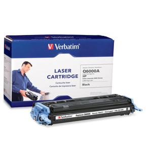 Verbatim HP Q6000A Compatible Black Toner Cartridge