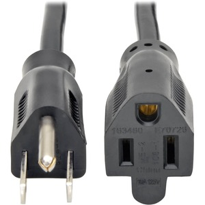 Tripp Lite Standard Power Extension Cord 10A,18AWG
