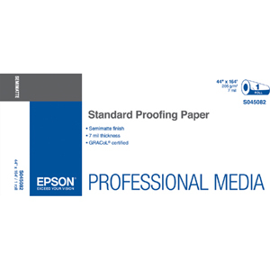 Standard Proofing Paper - 44 in x 164 feet