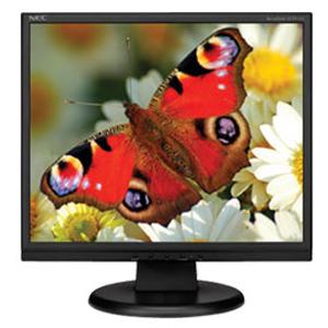 NEC Accusync LCD73VX 17IN LCD Monitor 1280X1024 700:1 5MS VGA DVI-D