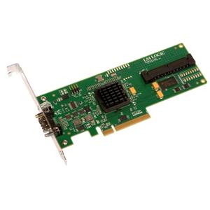 LSI SAS3442E-R SGL 8 Port 4INT 4EXT SAS/SATA Controller Card Low Profile PCI-E8