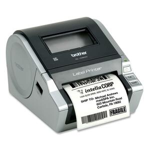 Superwarehouse - Brother QL-1060N P-Touch Thermal Label Printer