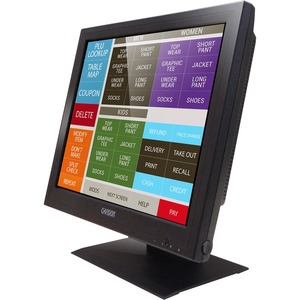 "GVision P17BH-AB-459G 17"" LCD Touchscreen Monitor - 5 ms"
