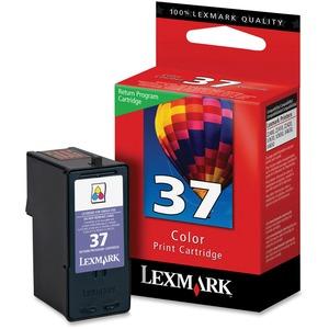 Lexmark No.37 Tri-Color Ink Catridge