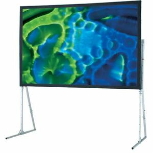 Draper Ultimate Folding 241010 Portable Projection Screen - 85inx 115in- 150inDiagonal