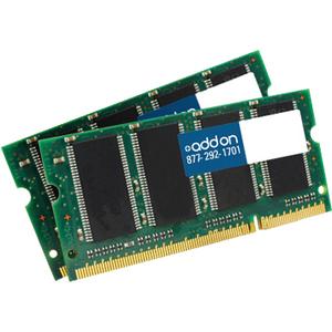 ADD-ON MEMORY DT 4GB DDR2-800MHZ SODIMM DR COMPUTER MEM KIT