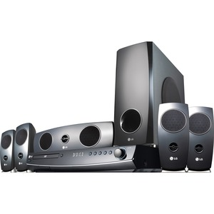 LHT854 Home Theater System