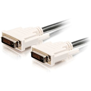 C2G 1m DVI-D M/M Dual Link Digital Video Cable (3.2ft)