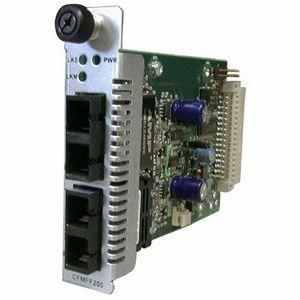 Transition Networks CFMFF1313-200 Transceiver/Media Converter - Large